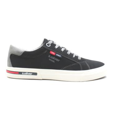 SOLIVER 13630 LACED SHOE - NAVY