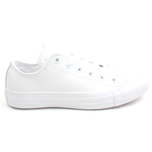 low cost shopping latest fashion Converse Leather Shoe 136823 - White
