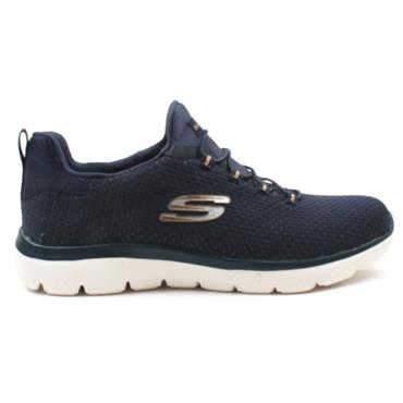 SKECHERS 149204 RUNNER - NAVY MULTI