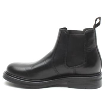 OAKTRAK BOYS GUSSET BOOT - Black