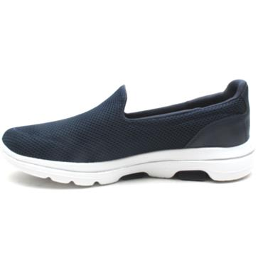 SKECHERS 15901 GO WALK 5 - NAVY/WHITE