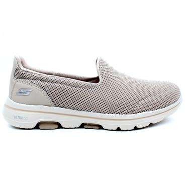 SKECHERS 15901 GO WALK 5 - TAUPE
