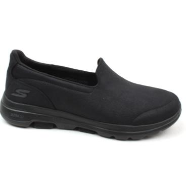 SKECHERS 15948 GO WALK 5 - BLACK/BLACK