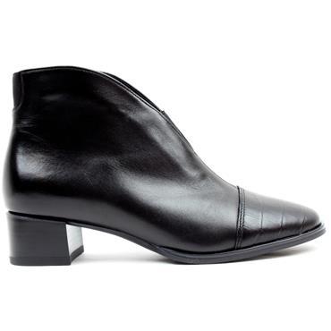 ARA 16625 LOW HEEL BOOT - Black