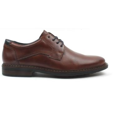 RIEKER 17627 LACED SHOE - NUT