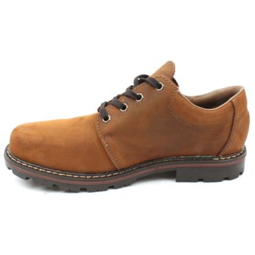 RIEKER 17710 LACED SHOE - TAN
