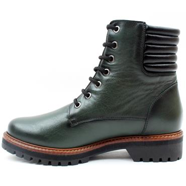 PEPE 20309 LACED BOOT - GREEN