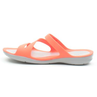 CROCS 203998 LADIES MULE - CORAL
