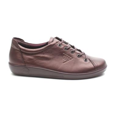 ECCO SOFT 2.0 SHOE 206503 - FIG
