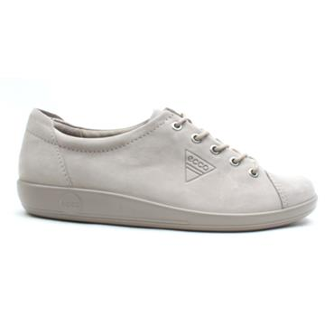 ECCO SOFT 2.0 SHOE 206503 - MOONROCK