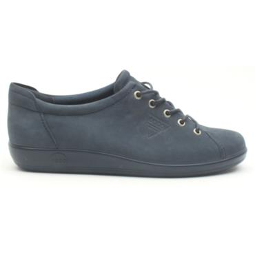 ECCO SOFT 2.0 SHOE 206503 - NAVY