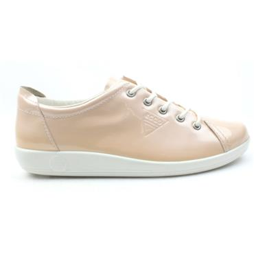 ECCO SOFT 2.0 SHOE 206503 - ROSE