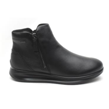 ECCO ZIP ANKLE BOOT 207083 - Black
