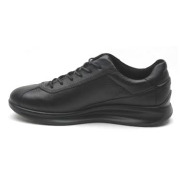 ECCO 207113 LACED SHOE - Black