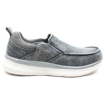 SKECHERS 210025 SLIP ON SHOE - BLUE