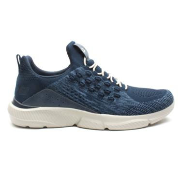 SKECHERS 210028 LACED RUNNER - NAVY