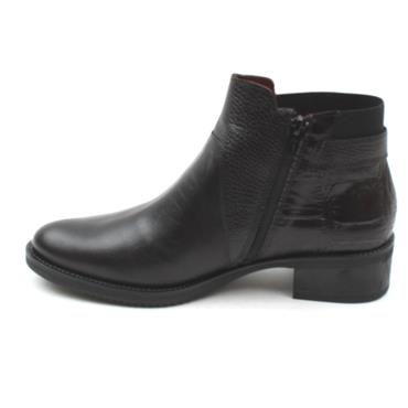 JOSE SAENZ 2135 ANKLE BOOT - Black
