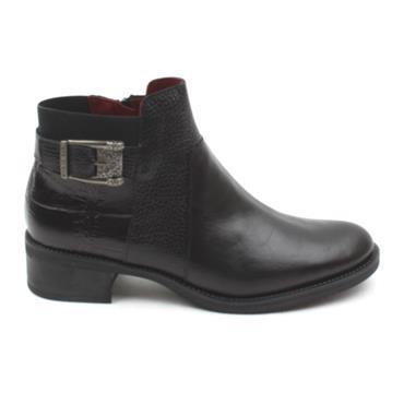 JOSE SAENZ 2135 ANKLE BOOT - Black