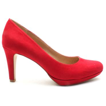 SOLIVER 22400 COURT SHOE - RED