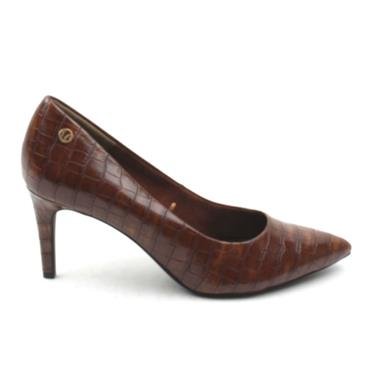 SOLIVER 22403 COURT SHOE - BROWN