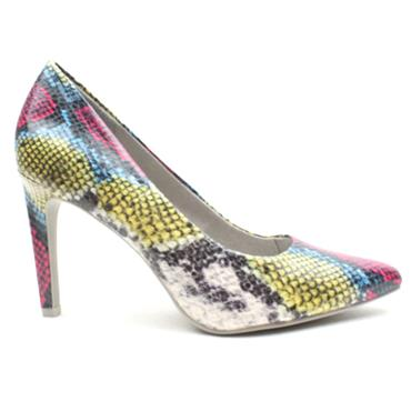 MARCO TOZZI 22405 COURT SHOE - MULTI