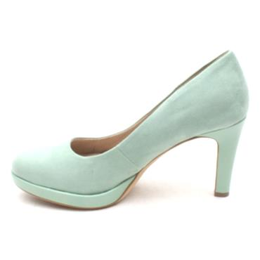 TAMARIS 22408 COURT SHOE - MINT