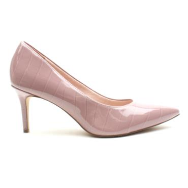 TAMARIS 22421 COURT SHOE - MAUVE