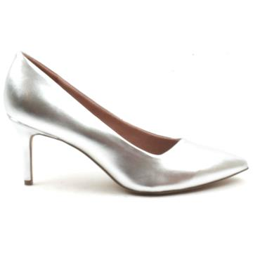 TAMARIS 22421 COURT SHOE - SILVER