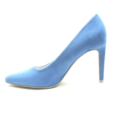 MARCO TOZZI 22422 COURT SHOE - BLUE