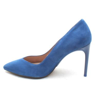TAMARIS 22443 COURT SHOE - BLUE