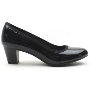 JANA 22463 COURT SHOE - DARK NAVY