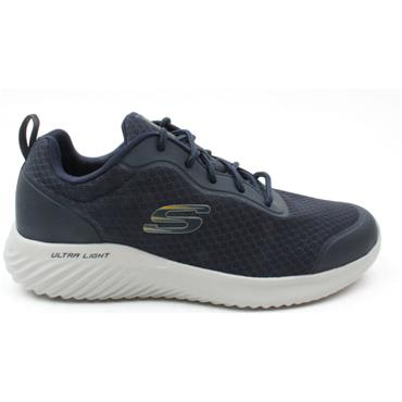 SKECHERS 232005 BOUNDER RUNNER - NAVY