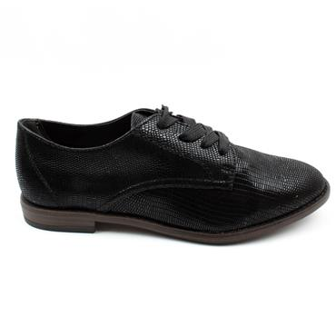 TAMARIS 23203 LACED SHOE - Black