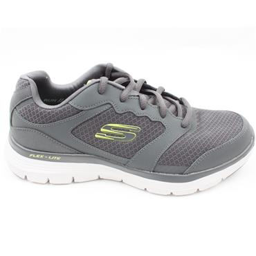 SKECHERS 232225 FLEX ADVANTAGE RUNNER - CHARCOAL