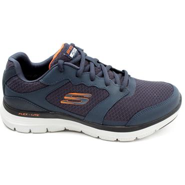 SKECHERS 232225 FLEX ADVANTAGE RUNNER - NAVY