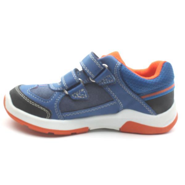 online retailer 95f02 fdedf Lurchi 23406 Junior Runner - Blue Orange