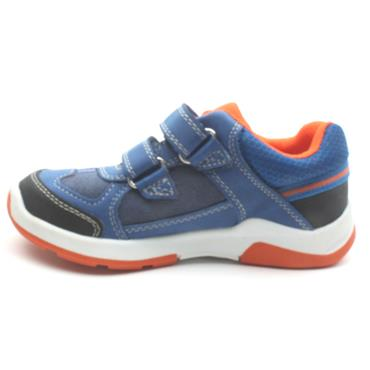 LURCHI 23406 JUNIOR RUNNER - BLUE ORANGE