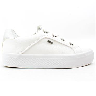 SOLIVER 23614 LACED SHOE - WHITE