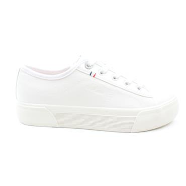 SOLIVER LACED SHOE 23678 - ICE WHITE