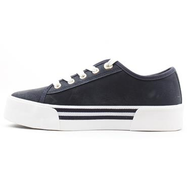 SOLIVER LACED SHOE 23678 - NAVY
