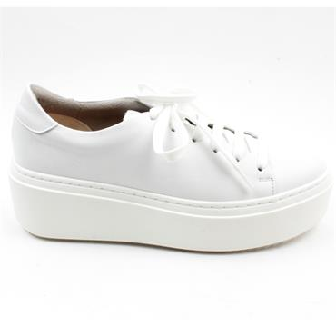TAMARIS 23773 SHOE - WHITE