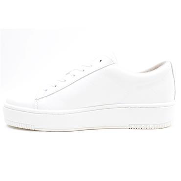 TAMARIS 23796 LACED SHOE - WHITE