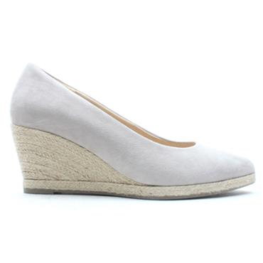 GABOR 24440 WEDGE SHOE - TAUPE