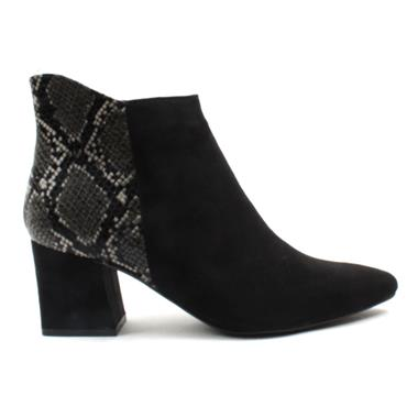 MARCO TOZZI 25020 ANKLE BOOT - Black