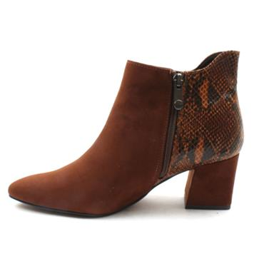 MARCO TOZZI 25020 ANKLE BOOT - TAN