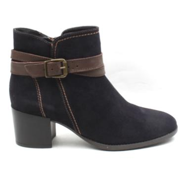 TAMARIS 25059 ANKLE BOOT - NAVY