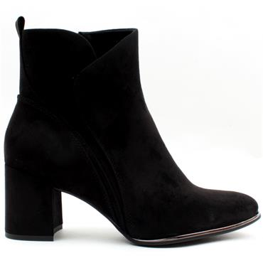 MARCO TOZZI 25095 ANKLE BOOT - Black