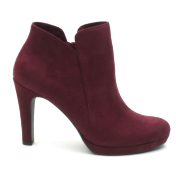 Tamaris 25316 Ankle Boot Wine