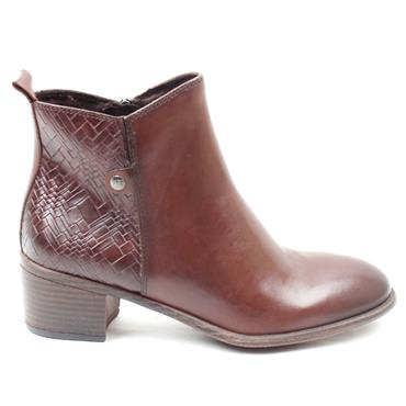 MARCO TOZZI 25325 ANKLE BOOT - TAN