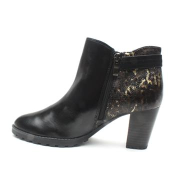 CAPRICE 25334 ANKLE BOOT - Black